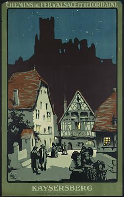 Kaysersberg Poster