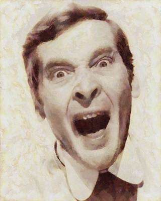 Kenneth Williams, Carry On Actor Poster