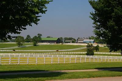 Kentucky Horse Park Poster