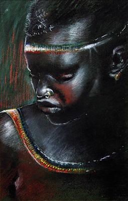 Kenya Beauty Poster