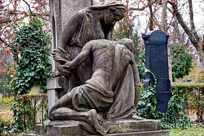 Kerepesi Cemetery, Budapest 1 Poster