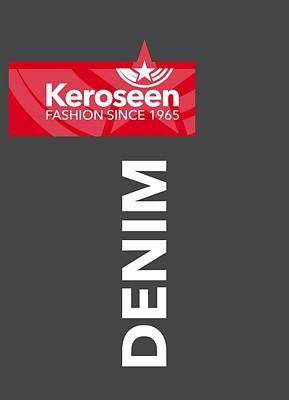 Keroseen Fashion Since 1965 Poster by Nop Briex