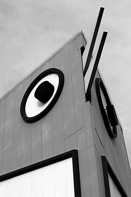 Kfc's Big Chicken II Poster by Daniel Woodrum