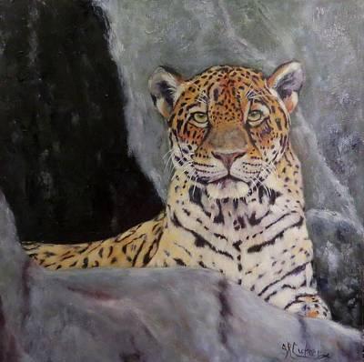 Khensu,  Jaguar Poster