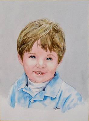 Kieran - Commissioned Portrait Poster