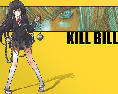 Kill Bill_vol. Poster
