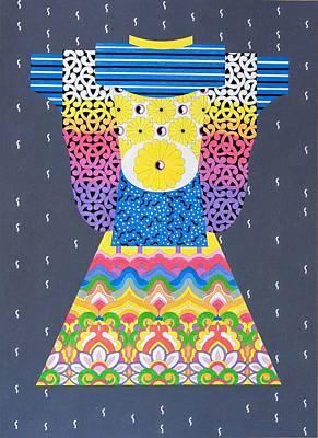 Kimono Poster by Thomas Gronowski