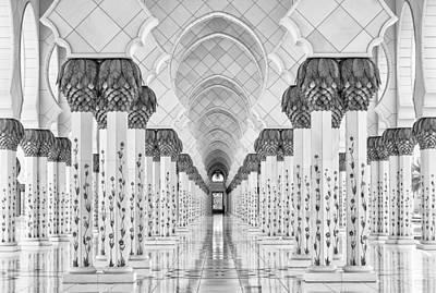 Kind Of Symmetry Poster by Stefan Schilbe