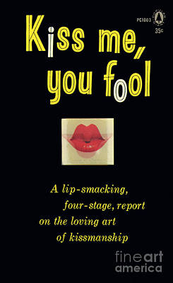 Kiss Me, You Fool Poster