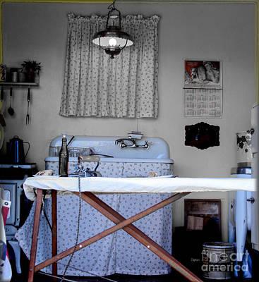 Kitchen Works 1942 Poster