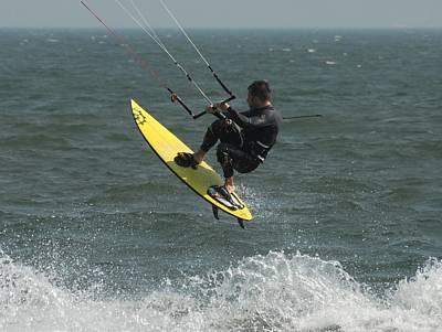 Kite Surfing 2 Poster