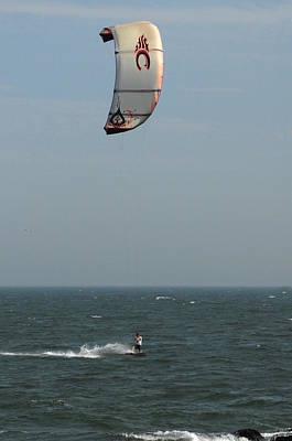 Kite Surfing 5 Poster