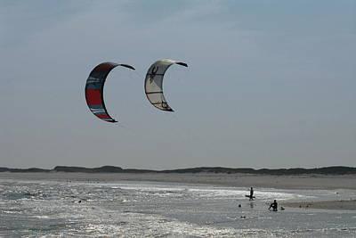 Kite Surfing 6 Poster