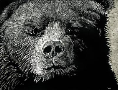 Kodiak Moment Poster