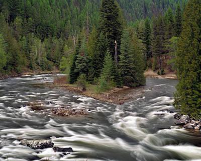 Kootenai River Poster