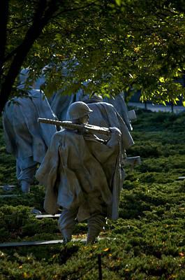 Korean War Memorial Poster