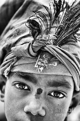 Krishna Boy Poster