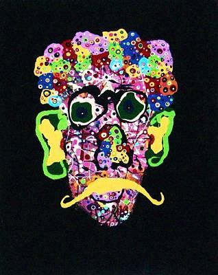 Kurt Vonnegut Jr. Poster