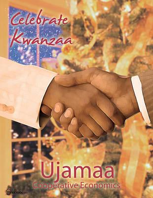 Kwanzaa Ujamaa Poster