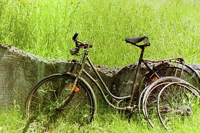 La Bicyclette Poster