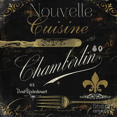 La Cuisine Iv Poster