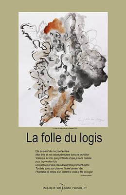 La Folle Du Logis Poster