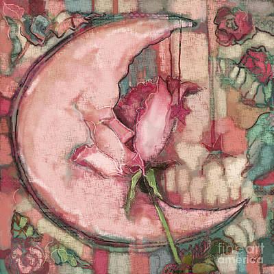 La Luna Rosa Poster