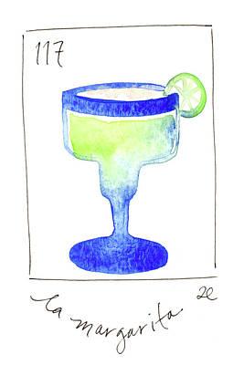 La Margarita Poster