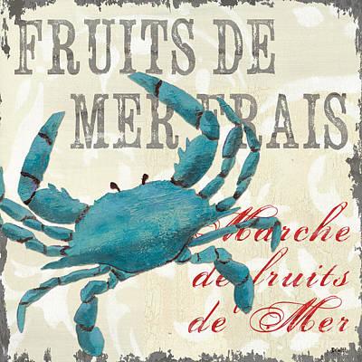 La Mer Shellfish 1 Poster