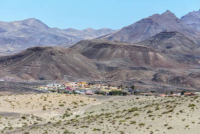 La Pared - Fuerteventura Poster