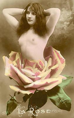 La Rose Poster