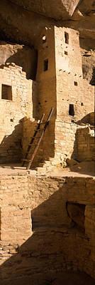 Ladder At House, Cliff Palace, Mesa Poster