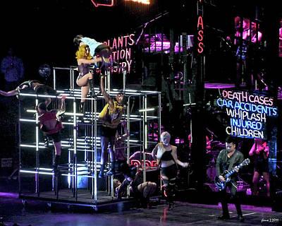 Lady Gaga 2 Poster