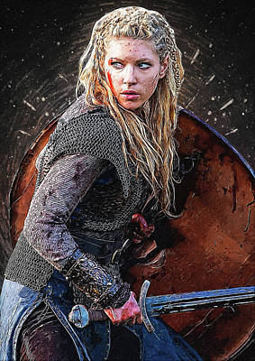 Lagertha Poster