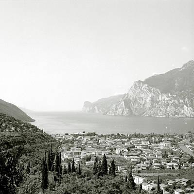 Lago Di Garda Poster by Esther Czech