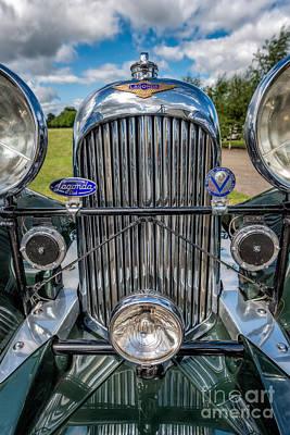 Lagonda Classic Poster