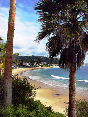Poster featuring the photograph Laguna Beach 2 by Joanne Coyle