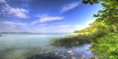 Lake Balaton Hungary Poster