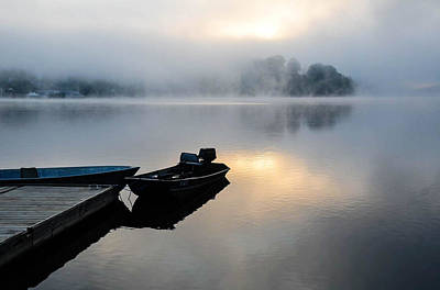 Lake Calm Poster