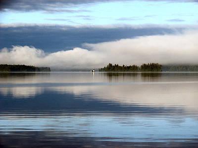 Lake Cobb'see Poster