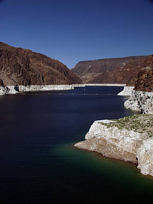 Lake Mead Poster by Kelvin Booker