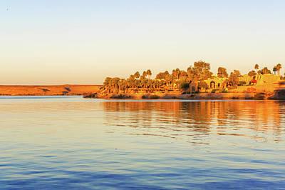 Lake Nasser In Abu Simbel Poster