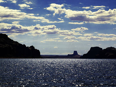 Lake Powell I Poster by Aurica Voss