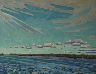 Laker Headed Downstream Poster