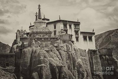 Lamayuru Monastery Poster by Hitendra SINKAR