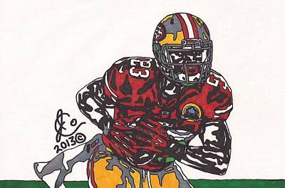 Lamicheal James 49ers Poster by Jeremiah Colley