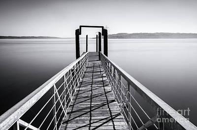Landing Dock Poster