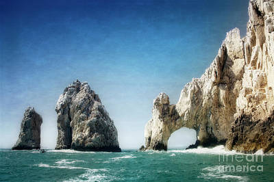 Poster featuring the photograph Lands End by Scott Kemper