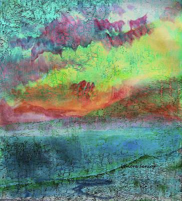 Landscape Of My Mind Poster