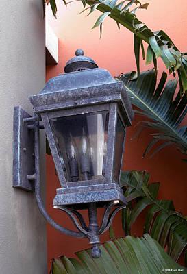 Lantern - Bermuda Poster
